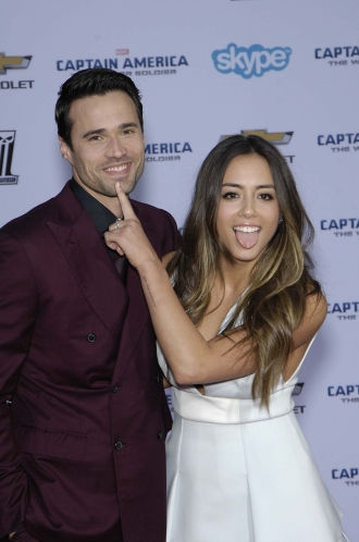 "Marvel's ""Captain America: The Winter Soldier"" Premiere"